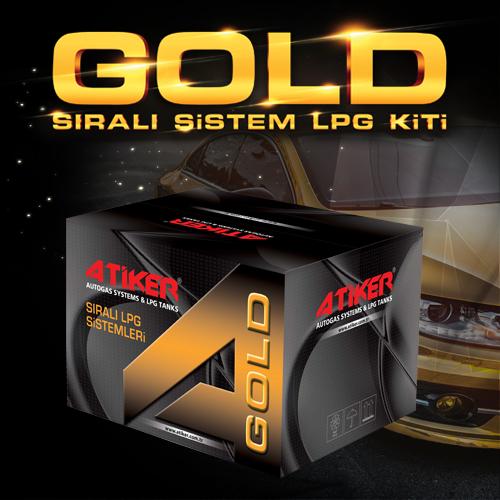Atiker Gold Sıralı Sistem Lgp