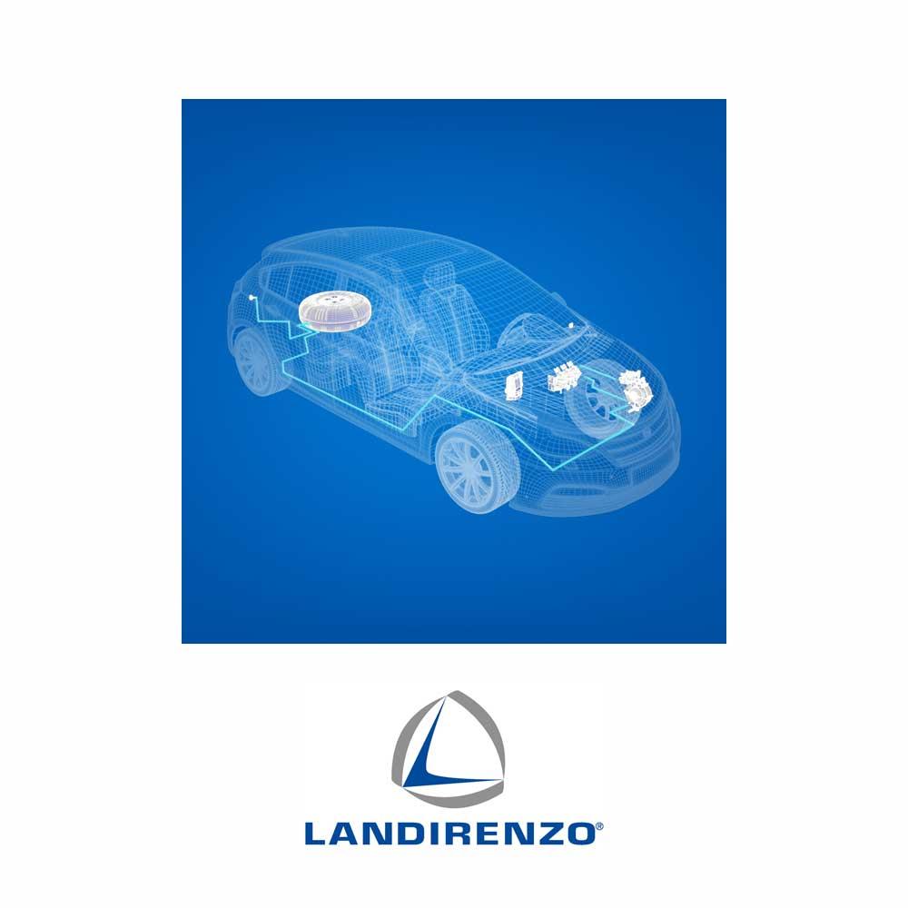 Landirenzo Lpg Sistem Bileşenleri