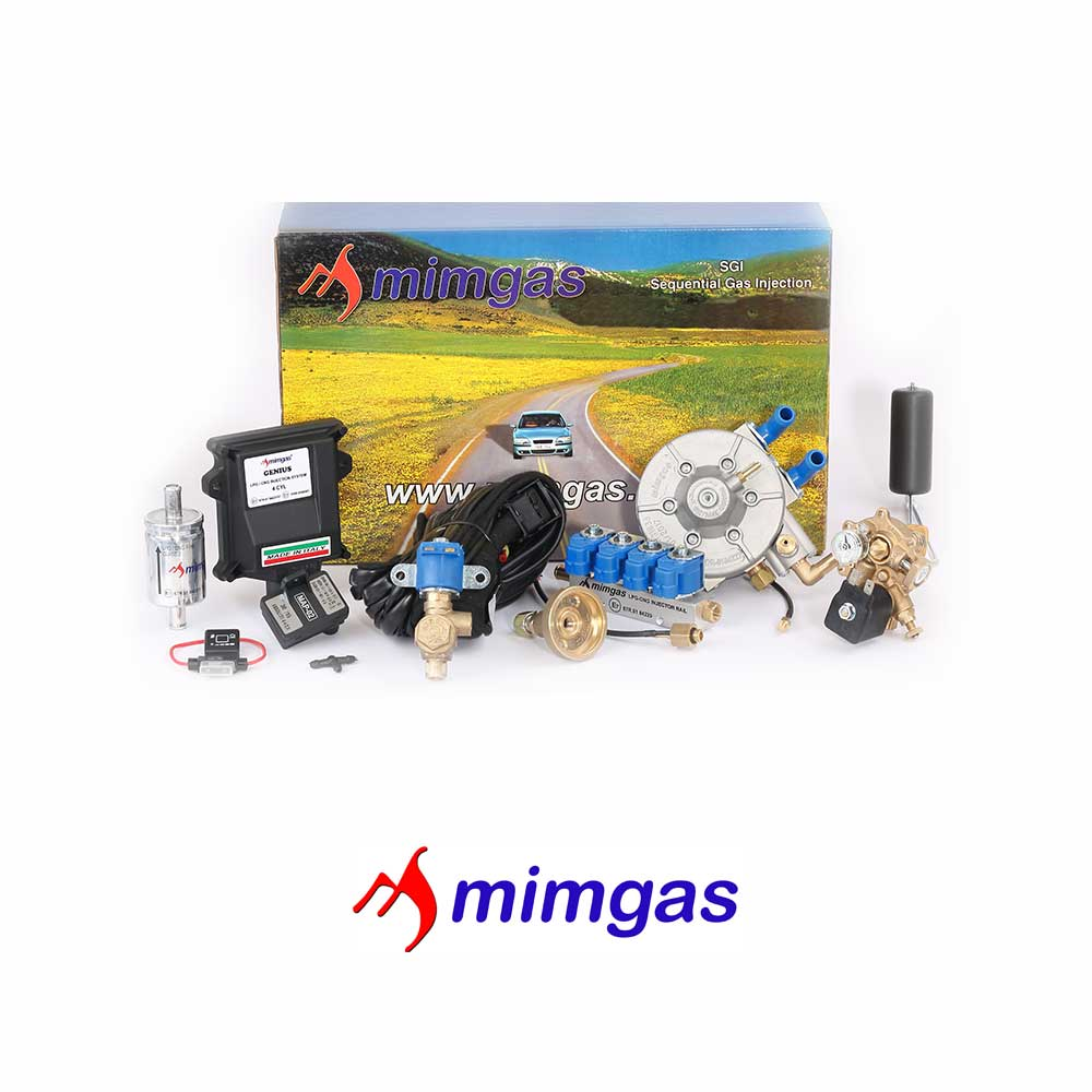 Mimgas Sgi Kit